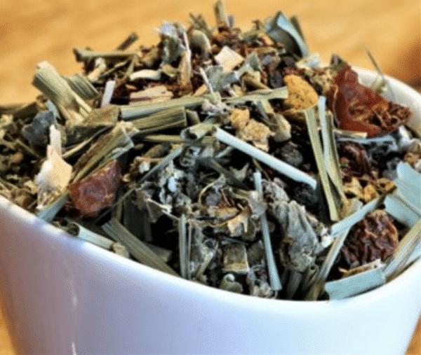 Skin glow organic loose tea