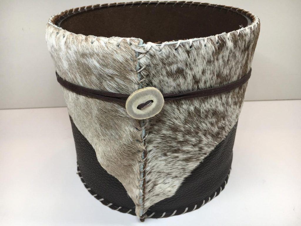 western themed wine champagne cooler ice bucket