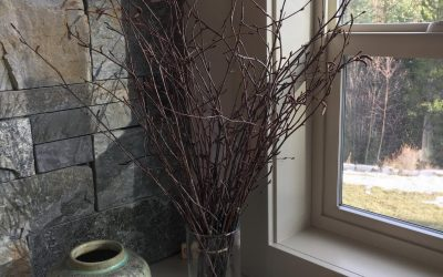 Birch Branch 24″ Floral Arrangement For Home or Office